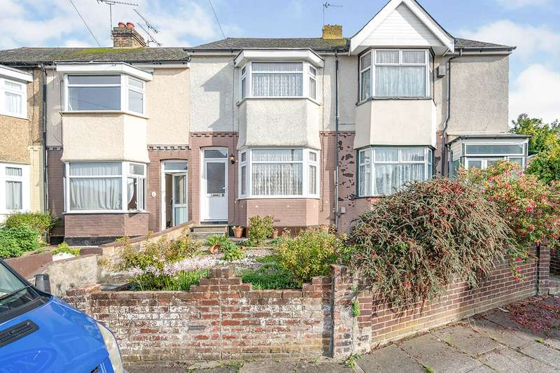 2 Bedrooms House for sale in St. Leonards Avenue, Chatham, Kent, ME4