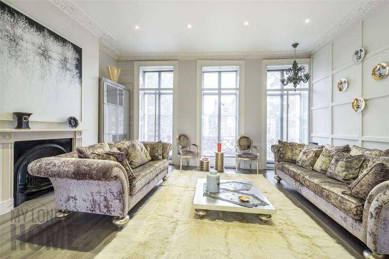 3 Bedrooms House for sale in Dalby House, 396 City Road, Angel, Islington, EC1V