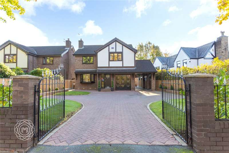 4 Bedrooms Detached House for sale in Cavendish Road, Eccles, Manchester, M30