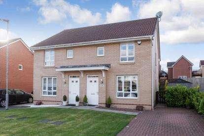 3 Bedrooms Semi Detached House for sale in Balbossie Lane, Ballerup Village