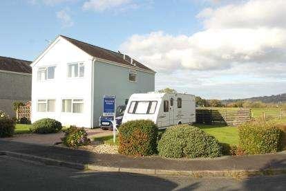4 Bedrooms Detached House for sale in Maes Gerddi, Porthmadog, Gwynedd, ., LL49