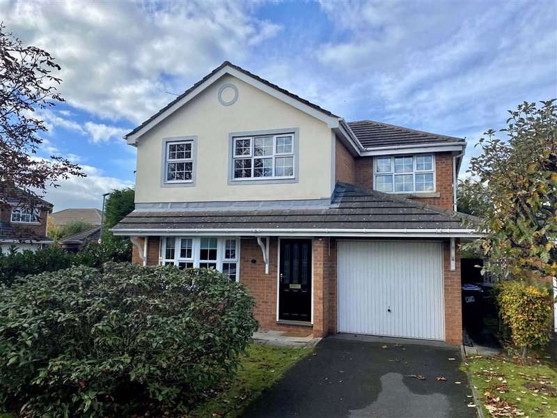 4 Bedrooms Detached House for sale in Priory Mews, Cypress Point, Lytham St Annes