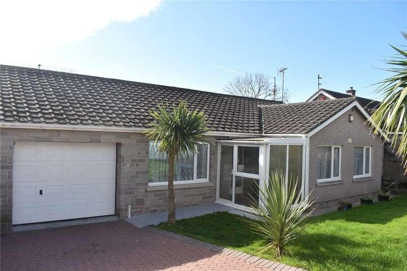 3 Bedrooms Detached Bungalow for sale in Waterwynch, Cross Park, Pennar, Pembroke Dock