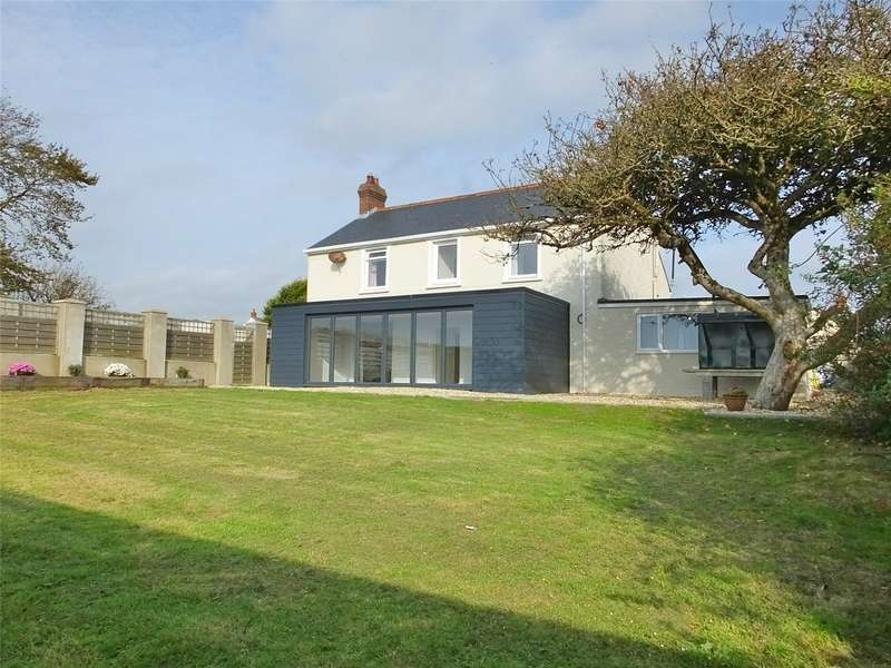 3 Bedrooms Detached House for sale in The Old Farmhouse, Cob Lane, Jameston, Tenby