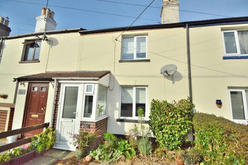 2 Bedrooms Terraced House for sale in Bournemouth Road, Chandler's Ford