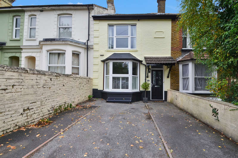 2 Bedrooms Terraced House for sale in Bower Lane, Maidstone