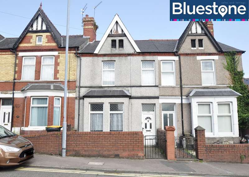 3 Bedrooms Terraced House for sale in Caerleon Road, St Julians, Newport