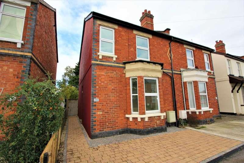 4 Bedrooms Semi Detached House for sale in Swindon Road, Cheltenham