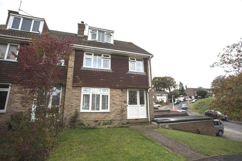 4 Bedrooms End Of Terrace House for sale in Sundridge Drive, Walderslade