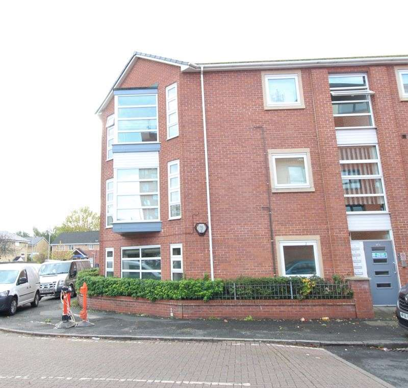 2 Bedrooms Property for sale in Quinney Crescent, Manchester