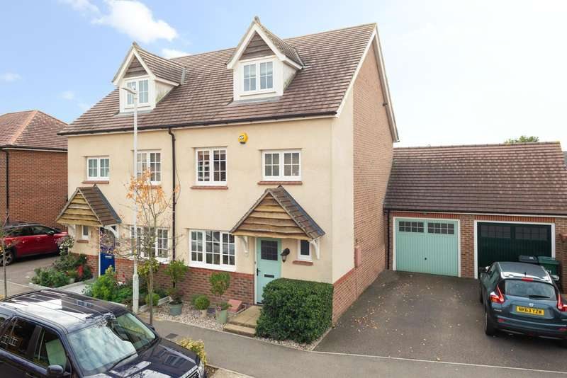 4 Bedrooms Semi Detached House for sale in Keele Avenue, Maidstone, ME15