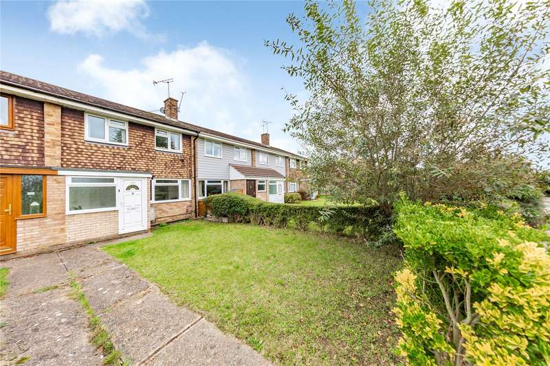 3 Bedrooms Terraced House for sale in Linnet Drive, Chelmsford, CM2