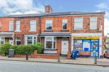 3 Bedrooms Terraced House for sale in Denton Road, Audenshaw, Denton, Manchester