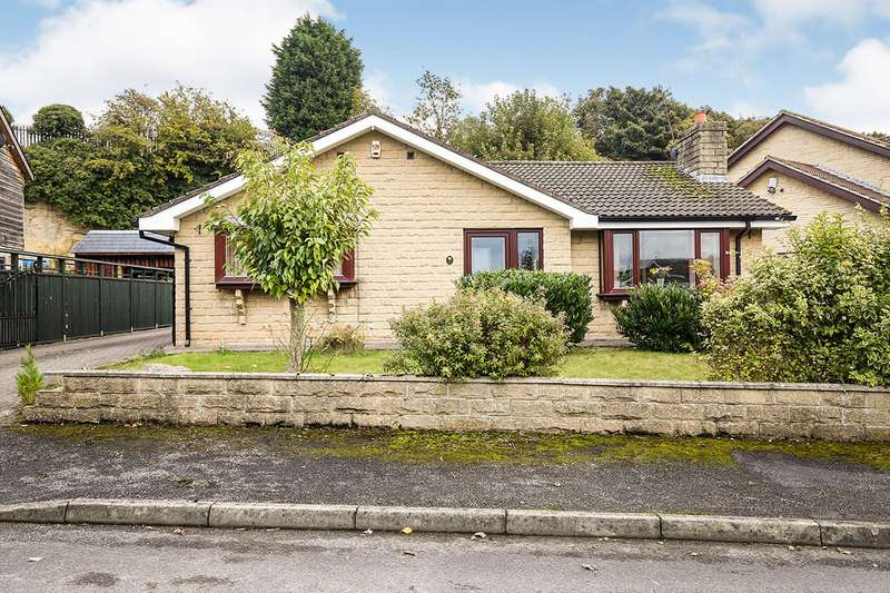 4 Bedrooms Detached Bungalow for sale in Limekilns, North Anston, Sheffield, South Yorkshire, S25