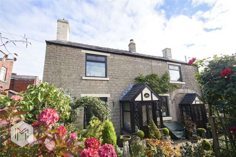 3 Bedrooms Detached House for sale in Nelson Street, Horwich, Bolton, BL6