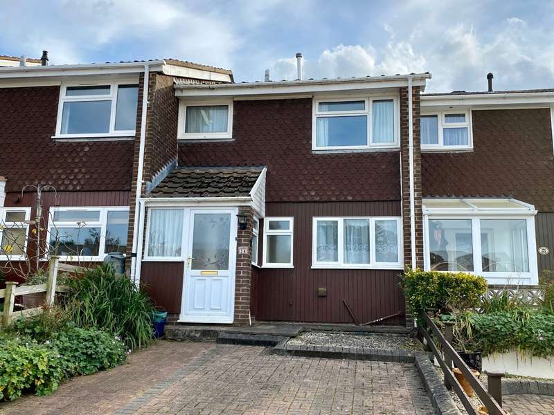 3 Bedrooms Terraced House for sale in Whitehall Close, South Molton, EX36