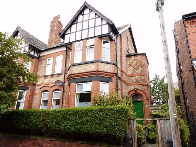 5 Bedrooms Semi Detached House for sale in Grosvenor Road, Whalley Range