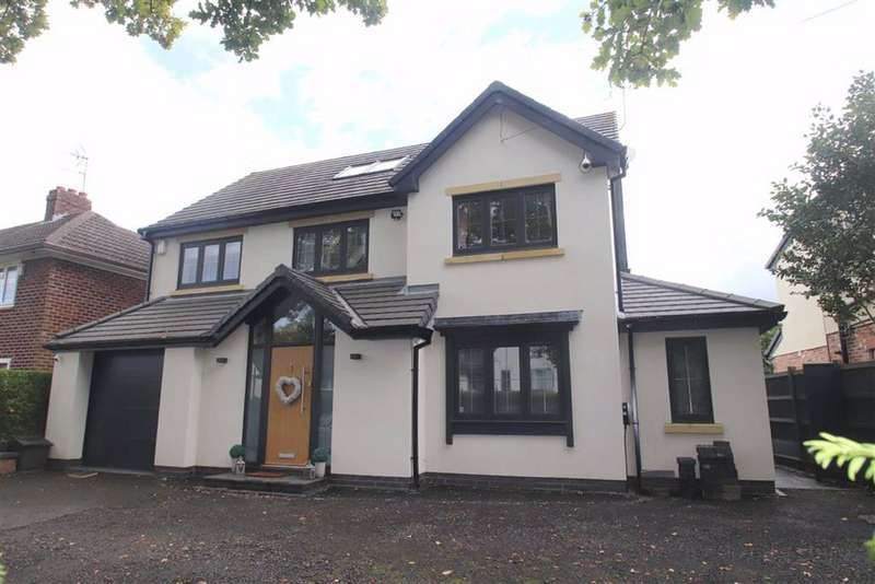 6 Bedrooms Detached House for sale in Kings Road, Wilmslow
