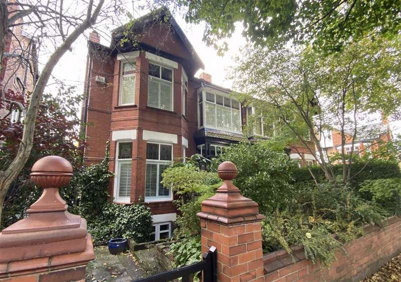 6 Bedrooms Semi Detached House for sale in Chandos Road South, Chorlton