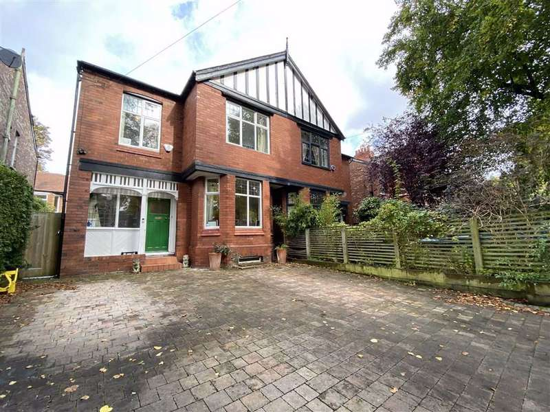 4 Bedrooms Semi Detached House for sale in Burford Drive, Whalley Range