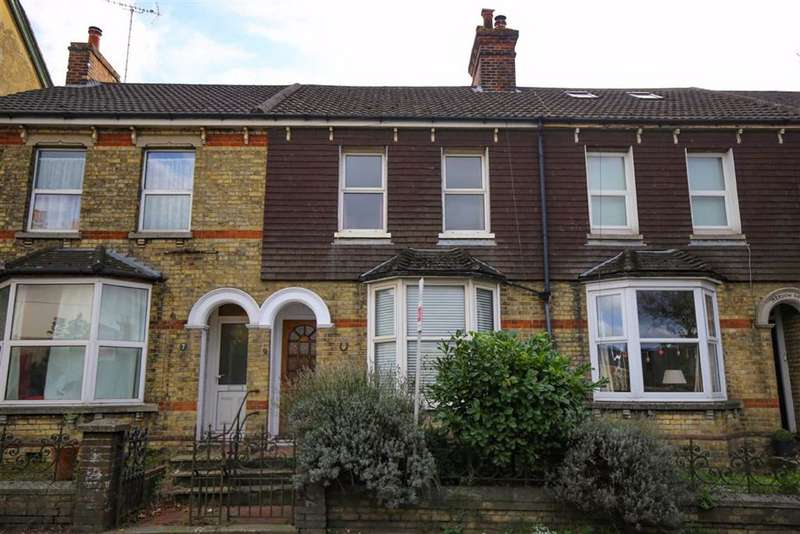3 Bedrooms Terraced House for sale in Borough Green, Kent