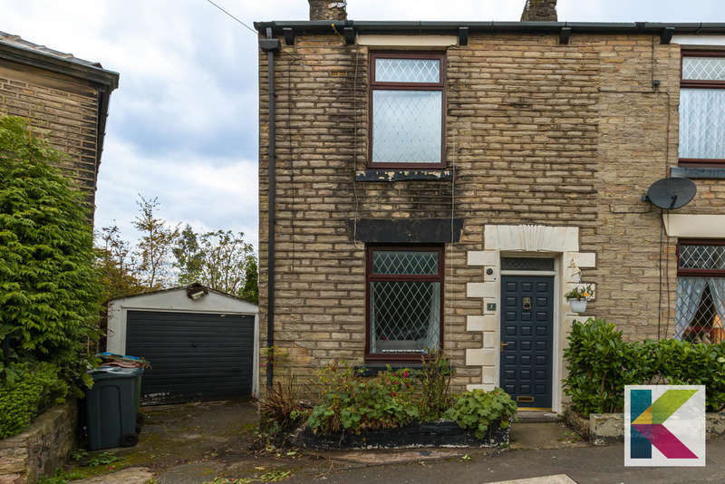 2 Bedrooms Semi Detached House for sale in Ashes Lane, Springhead, Saddleworth