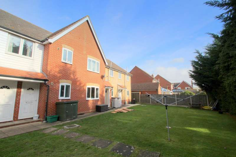 1 Bedroom Flat for sale in Harvest Court, Great Horkesley