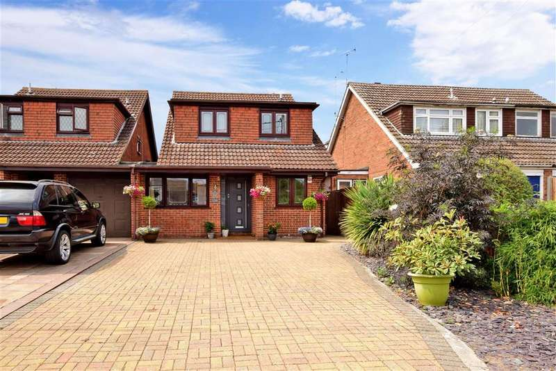 4 Bedrooms Link Detached House for sale in Grange Road, , Great Burstead, Billericay, Essex