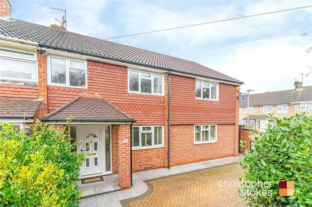 5 Bedrooms End Of Terrace House for sale in Berkley Avenue, Waltham Cross, Hertfordshire