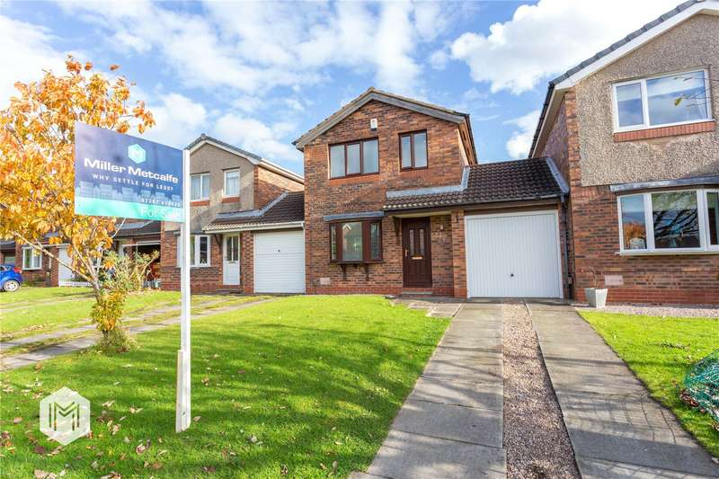 3 Bedrooms Link Detached House for sale in Kiln Croft, Clayton-le-Woods, Chorley, PR6