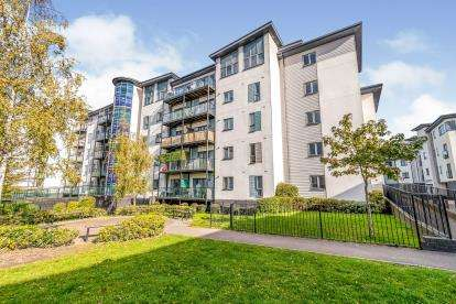 1 Bedroom Flat for sale in The Compass, Southampton, Hampshire