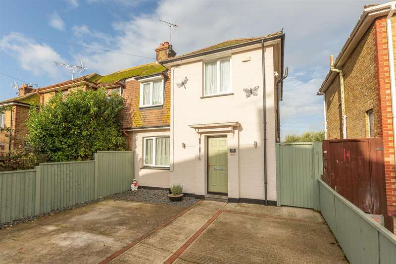 3 Bedrooms Semi Detached House for sale in Prospect Road, Birchington
