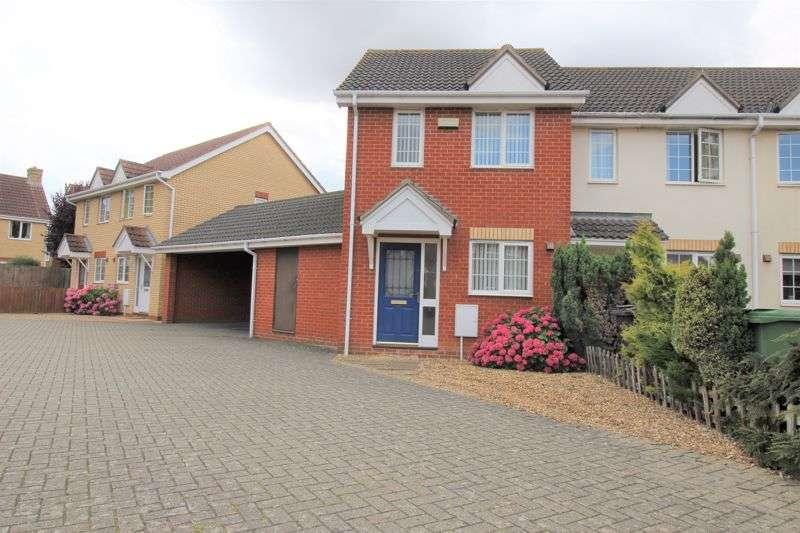2 Bedrooms Property for rent in Speedwell Road, Wymondham