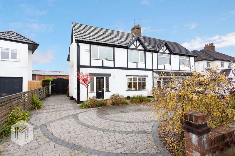 3 Bedrooms Semi Detached House for sale in Castle Grove, Ramsbottom, Bury, BL0