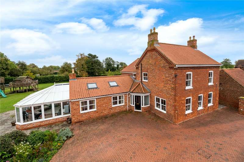 5 Bedrooms Detached House for sale in Chapel Lane, Little Hale, Sleaford, NG34