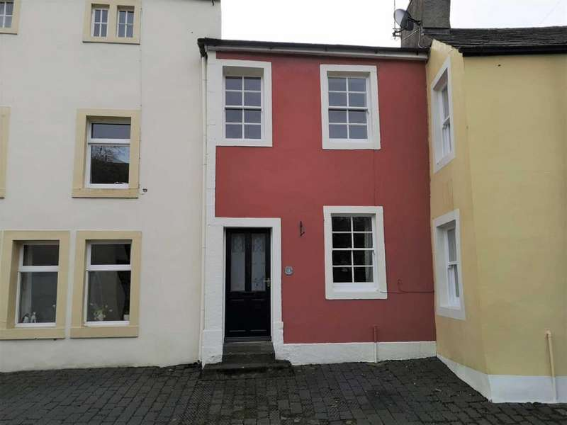 2 Bedrooms Terraced House for rent in Cocker Lane, Cockermouth