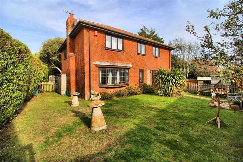 4 Bedrooms Detached House for sale in Eastbourne Road, Seaford, East Sussex