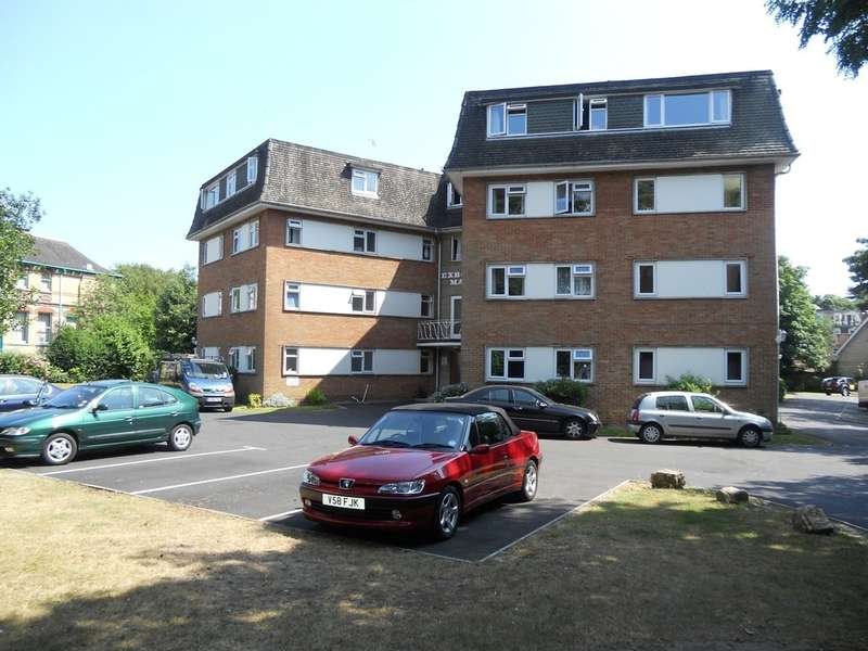 2 Bedrooms Flat for rent in Exbourne Manor, 37 Christchurch Road, Bournemouth