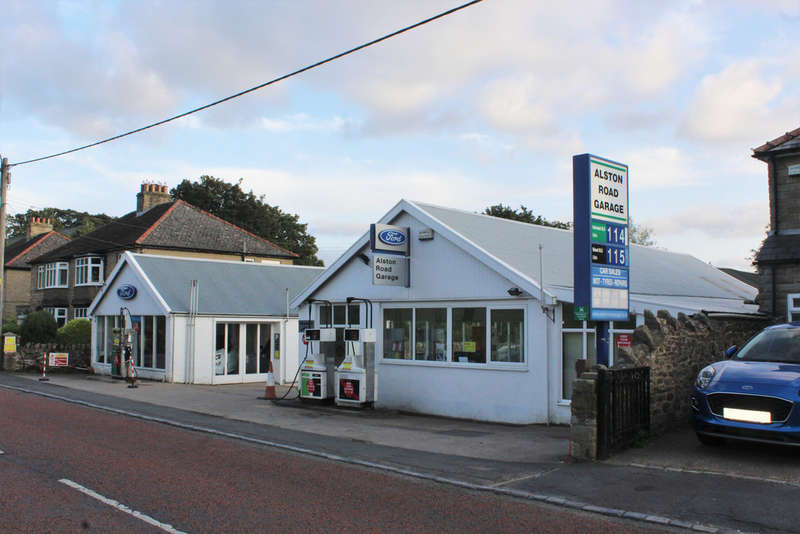 Commercial Property for sale in Alston Road Garage, Middleton In Teesdale, Barnard Castle