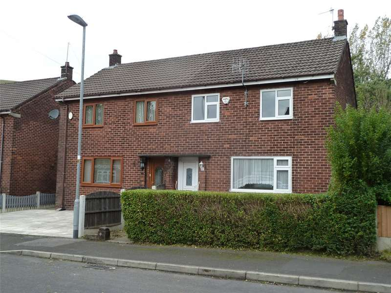 3 Bedrooms Semi Detached House for sale in Beech Avenue, Greenfield, Saddleworth, OL3