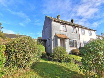 2 Bedrooms Semi Detached House for sale in St Austell, Cornwall