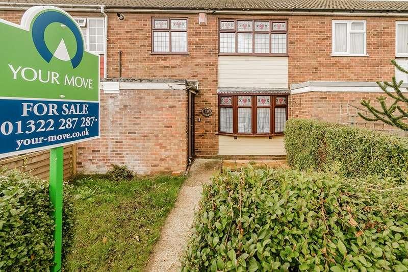 3 Bedrooms House for sale in Durrant Way, Swanscombe, Kent, DA10