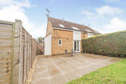 1 Bedroom House for sale in Montfitchet Walk, Stevenage, Hertfordshire, England