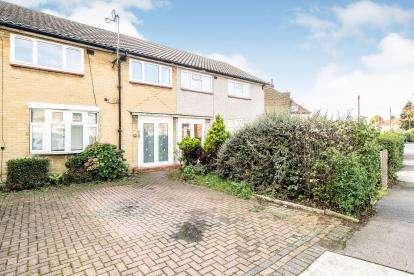 3 Bedrooms Terraced House for sale in Dagenham, Essex