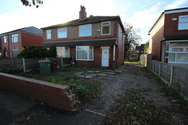 3 Bedrooms Semi Detached House for sale in Plodder Lane, Farnworth