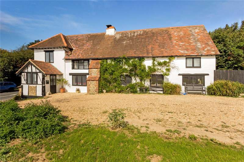7 Bedrooms Detached House for sale in North End Road, Yapton, Arundel, BN18
