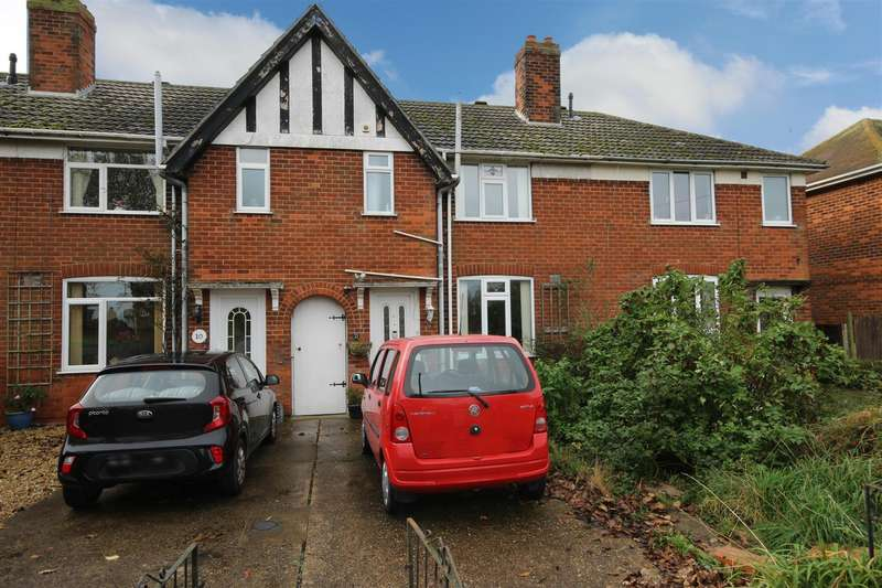 3 Bedrooms Terraced House for sale in Huttoft Road, Sutton-On-Sea
