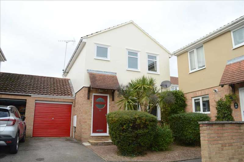 3 Bedrooms Link Detached House for sale in Hartley Close, Chelmsford