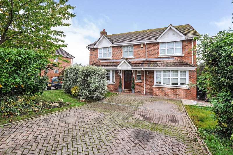 5 Bedrooms Detached House for sale in West View Road, Swanley, Kent, BR8