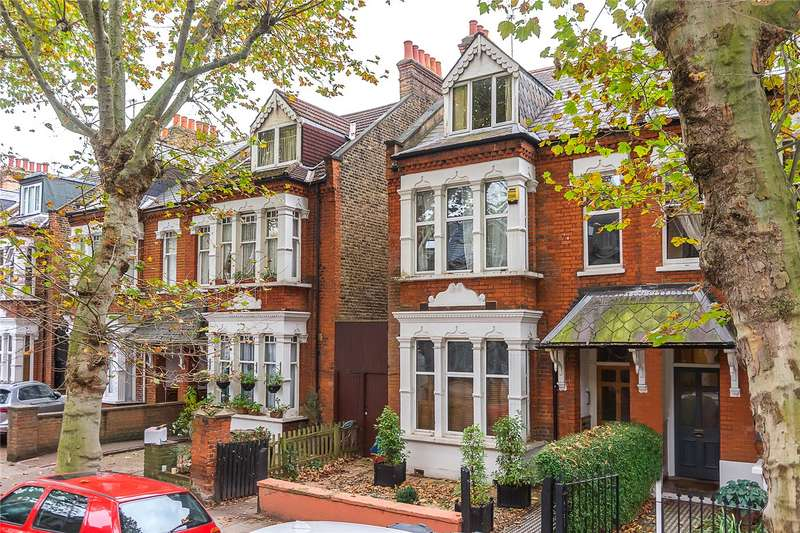 3 Bedrooms Flat for sale in Thornton Avenue, Chiswick, W4